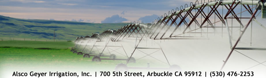Alsco-Geyer Irrigation Inc. Products and Services - Useful Links